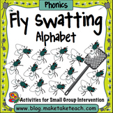 Alphabet - Fly Swatting Letters
