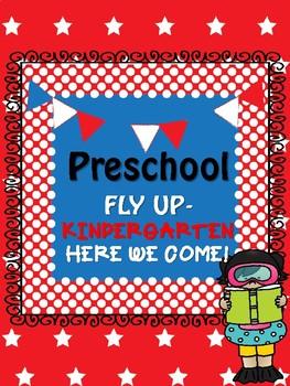 Fly Up to Kindergarten Parent Meeting Presentation