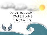 Mythology Lesson - Daedalus and Icarus - Fly as High as the Sun