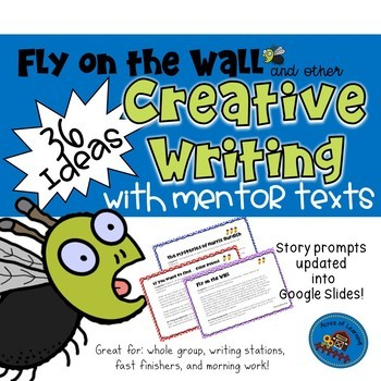 Mentor Texts Writing Prompts