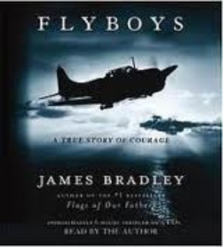 """""""Flyboys"""" by James Bradley Group Discussion"""