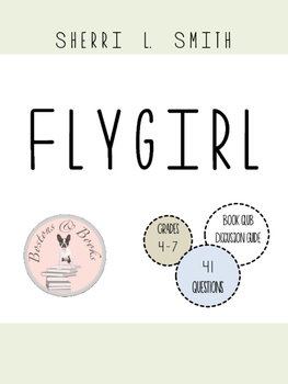 Flygirl by Sherri L. Smith Book Club Discussion Guide