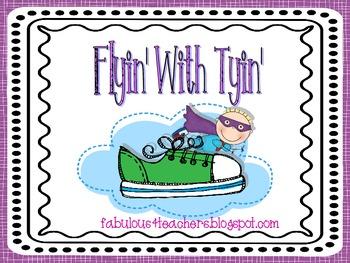 Flyin' For Tyin' {Shoes}