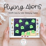 Flying Aliens: Digital Task Cards with BOOM for Later Deve
