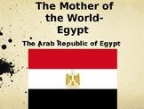 Flying Carpet to Egypt
