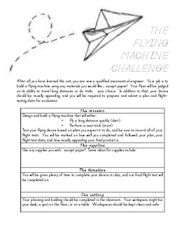 Flying Device Project