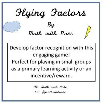 Flying Factors Game
