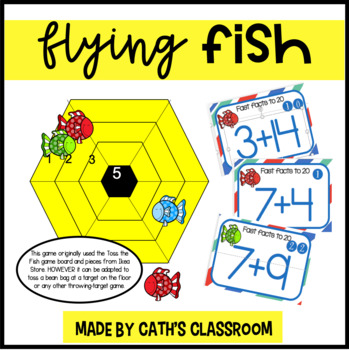 Flying Fish Math Game