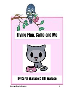 Flying Flea, Callie and Me Reading Packet