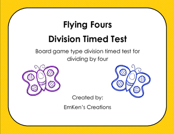 Flying Fours Division Timed Test