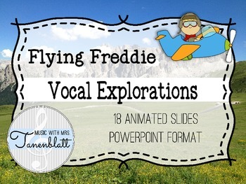 Flying Freddie Vocal Explorations