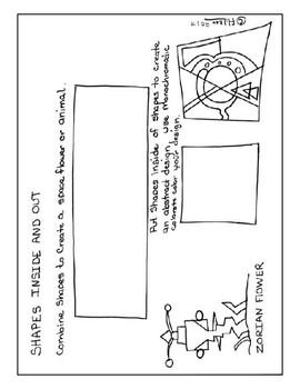 Flying Free:  Crayon Batik Kite Visual Arts Lesson for Kindergarten to 2nd Grade
