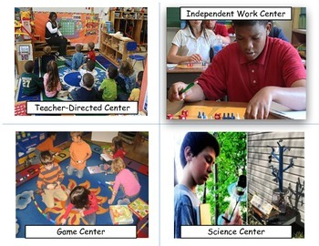 Flying High Multicultural Center Cards-companion to Small Group Instruction