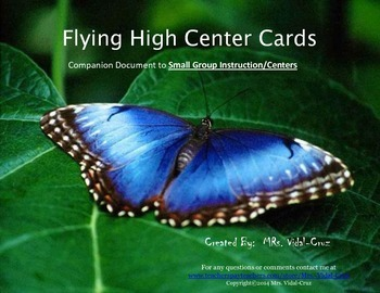 Flying High Multicultural Center Cards-companion to Small