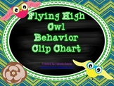 Flying High Owl Clip Chart