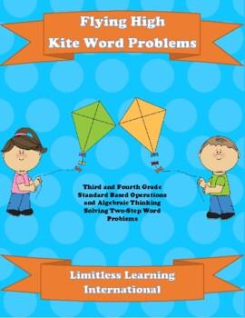 Flying High Spring Math Word Problems
