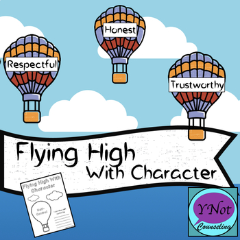 Flying High With Character