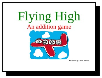Flying High- and addition game