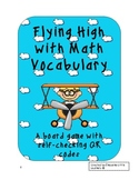 Flying High with Math Vocabulary!