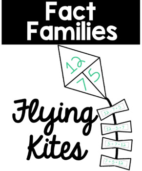 Flying Kite Fact Families