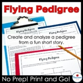 Flying Pedigree Worksheet