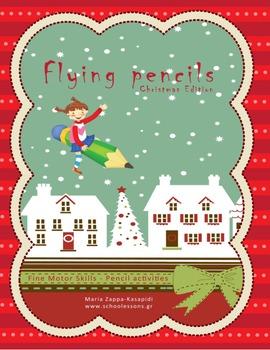 Flying Pencils-Christmas Edition