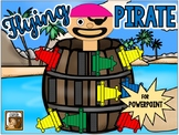 Flying Pirate:  An Interactive Game for PowerPoint