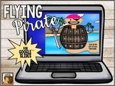 Flying Pirate (for Google Slides)