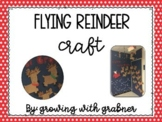 Flying Reindeer Craft