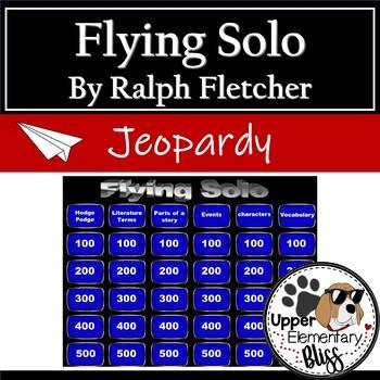 Flying Solo Jeopardy
