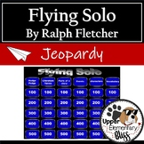 Distance Learning Flying Solo Jeopardy