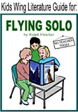 Flying Solo by Ralph Fletcher, The Perfect Start to a Great School Year