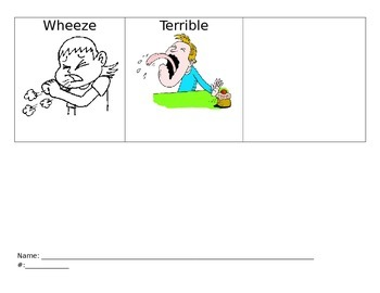 Flying Start Diff. Lesson Plans and Vocab: No More Trash & The Rock of K... (14)