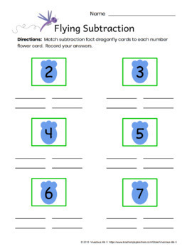 Flying Subtraction