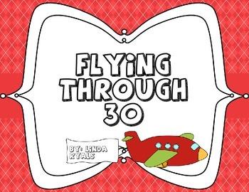Flying Through 30 FREEBIE