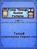 Flying Through Number Patterns