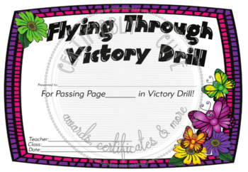 Flying Through Victory Drill