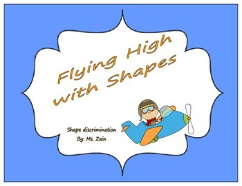 Flying high with shapes