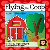 Spring STEM Challenge - Flying the Coop SMART Notebook - Grades 5-8