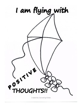 Flying with Positive Thoughts