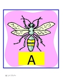 Flysawtter Alphabet