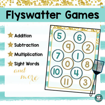 10 minute Quick Games Flyswatter Fun
