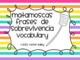 Flyswatter Game - Basic Spanish Classroom Sayings (Frases de Sobrevivencia)