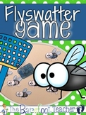 Flyswatter High Frequency Sight Words Game (Distance Learning)