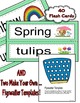 Flyswatter Game--SPRING-Themed 40 Word Vocabulary Game-ENG