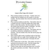 Flyswatter Games