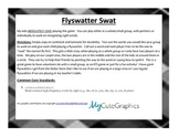 Flyswatter Swat: A Sight Word Game