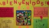 Flyswatter game for Beginning Spanish class