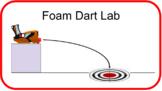 Foam Dart Projectile Motion Lab