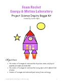 Foam Rocket Energy & Motion Laboratory: Project Science Inquiry Baggie Kit